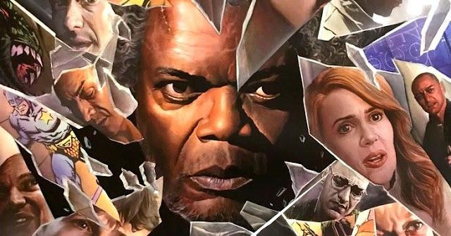 Vidro/Glass, a terceira parte da trilogia De Corpo Fechado, ganha trailer estendido com cenas inéditas – Confira!