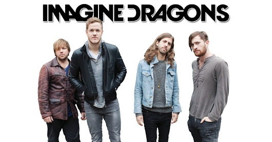 Imagine Dragons - One of my favorite bands of 2017