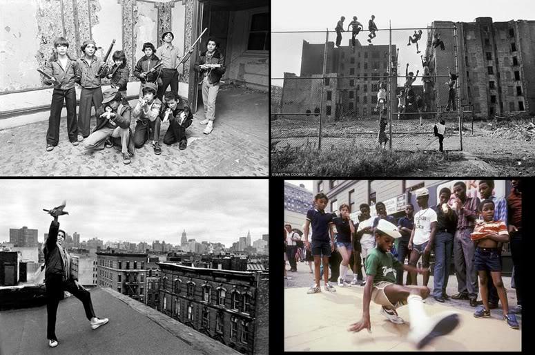 New York S Hip Hop Circa S S on 1940s Dance
