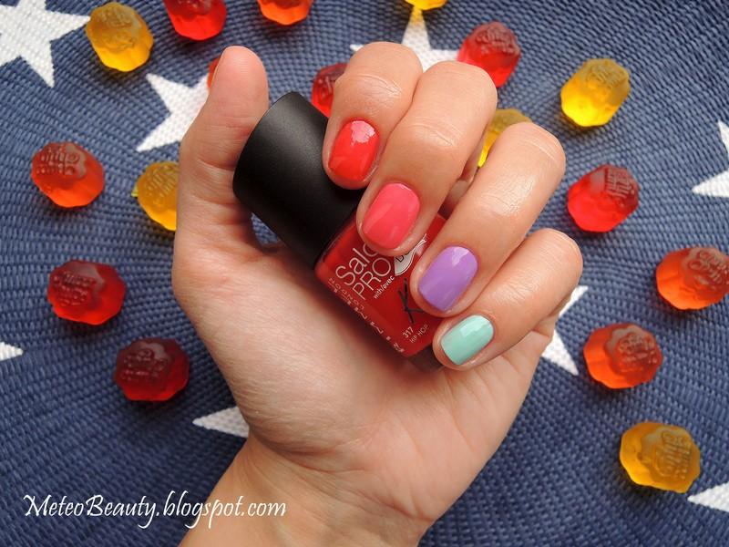 Rimmel Salon Pro Nail Polish With Lycra Simply Selma