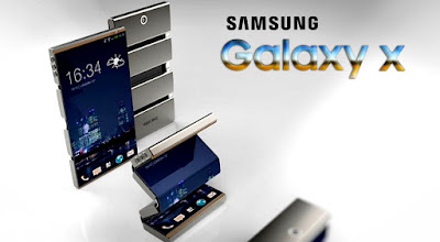 smartphone Samsung Galaxy X