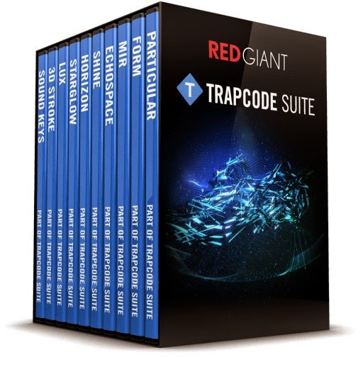 TRAPCODE SUITE AFTER EFFECT