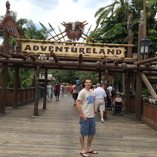 disney world adventureland