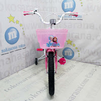 16 Inch Wimcycle Frozen Kids Bike