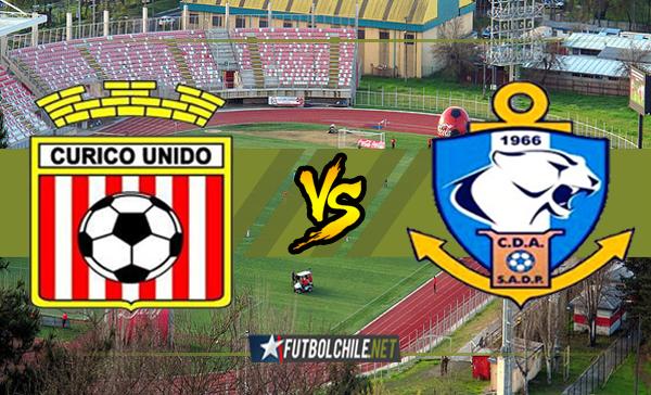 Curicó Unido vs Deportes Antofagasta,