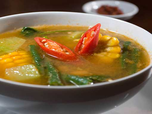 Resep Masakan Sayur Asem Jakarta Enak Gile