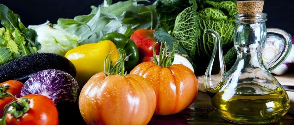 Baja de peso con la Dieta Mediterránea