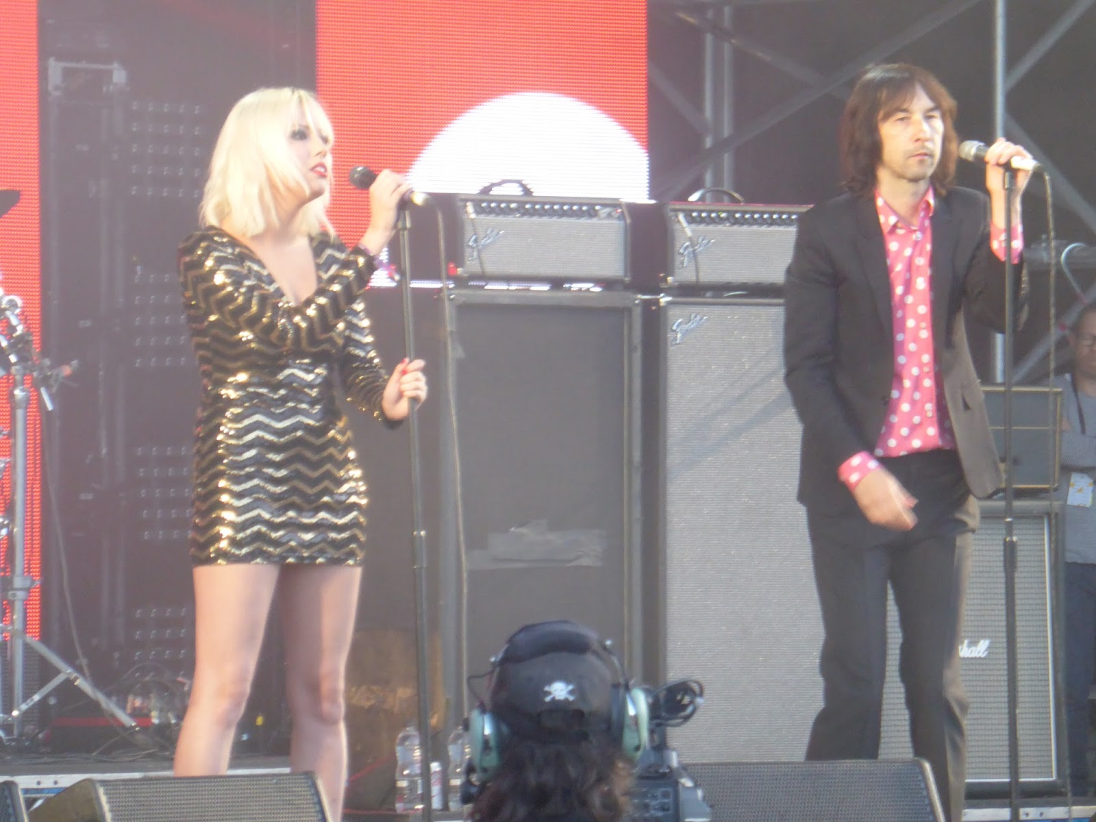 EVEN THE STARS: James / Primal Scream / Wolf Alice - On Roundhay