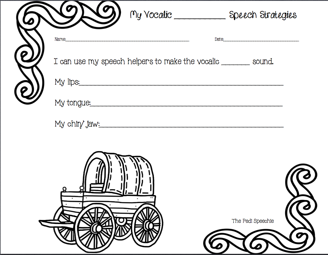 Enter To Win Vocalic Oregon Trail Print Amp Go West Vocalic R Worksheets