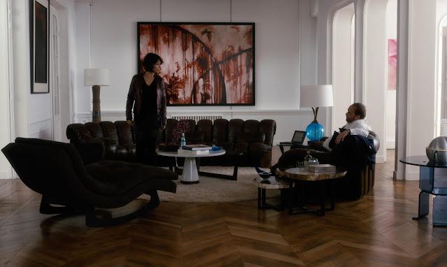 Isabelle (Juliette Binoche) et Vincent (Xavier Beauvois) dans Un beau soleil intérieur