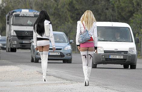 prostitutas callejeras madrid menores prostitutas