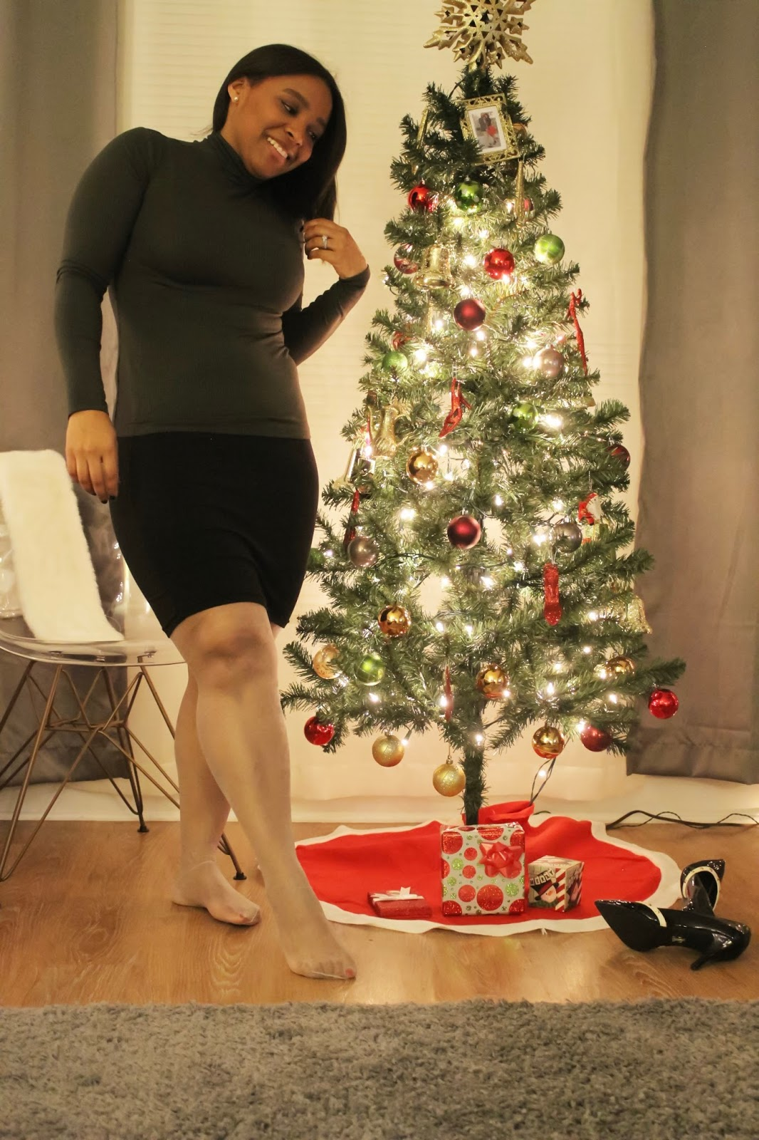 christmas, navidad, holiday looks, berkshire, hosiery, hosiery for the holidays, pantyhose