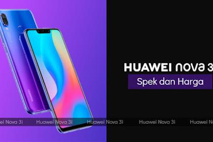 Huawei Nova 3i (2018) Spesifikasi, Fitur dan Harga Terbaru Indonesia