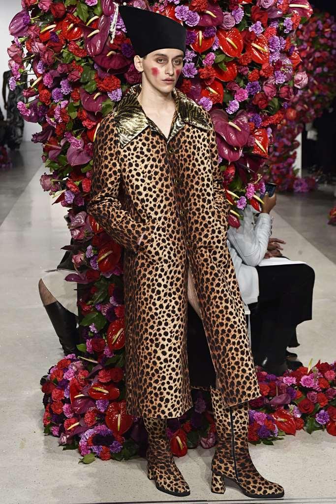 Palomo Spain Fall Winter 2017 New York Fashion Week Men