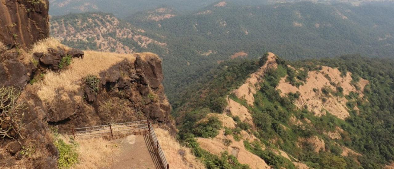 माहुली किल्ला - Mahuli Fort