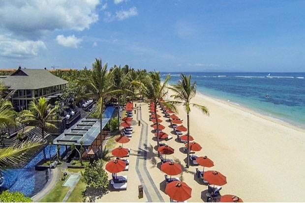 Raja Salman dan Rombongan ke Bali Nginap di Empat Hotel Mewah Ini