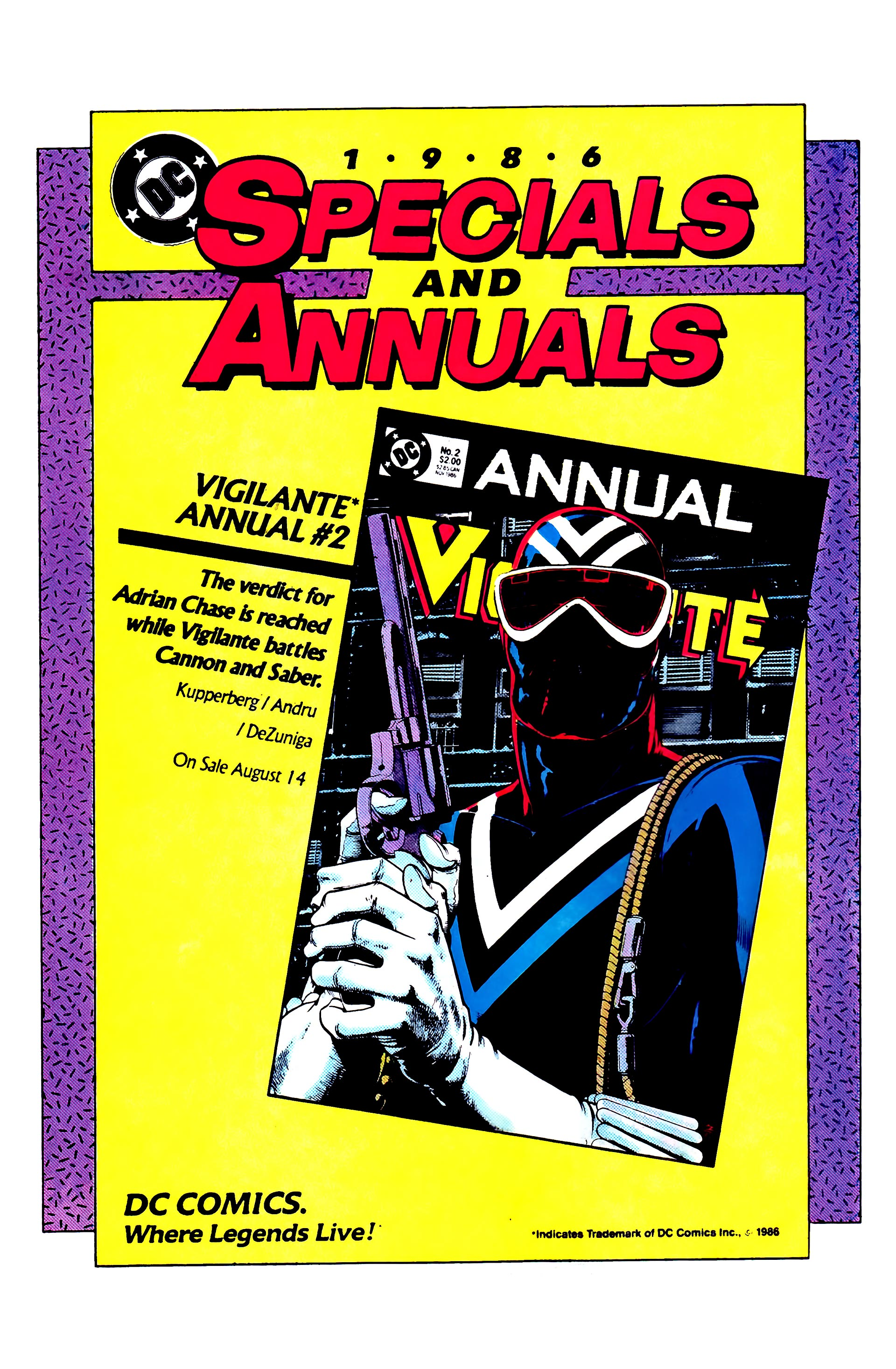 Read online Secret Origins (1986) comic -  Issue #8 - 14