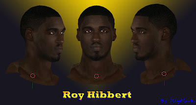 NBA 2K13 Pacers East Conference Finals Roy Hibbert Update