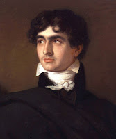John William Polidori by F.G. Gainsford