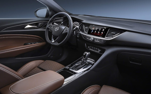 Novo Opel Insígnia 2018