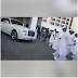 See How Ooni Of Ife Departed Eko Hotels In Lagos For Osun State After His Visit. Photos/Video