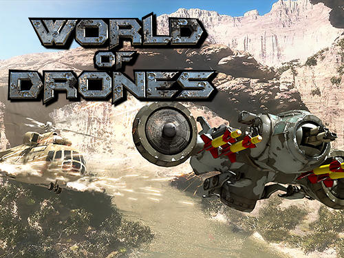 Download World of Drones War on Terror Apk And Mod Apk Free