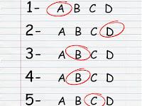 Soal Latihan UAS/PAS Bahasa Inggris  SMP/MTs Semester 1 Kelas 8