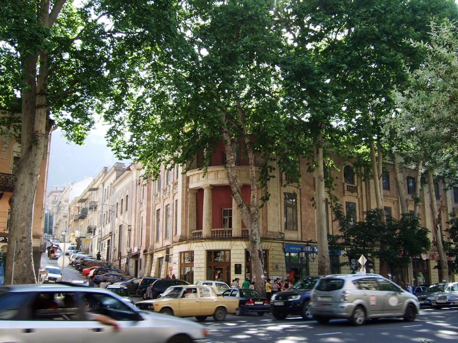 Live Videos Cars Tbilisi Georgia: Travel & Adventures: Tbilisi ( თბილისი ). A Voyage To