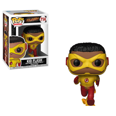 The Flash Pop!