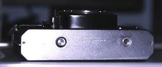 Fujica ST801 tampak bawah