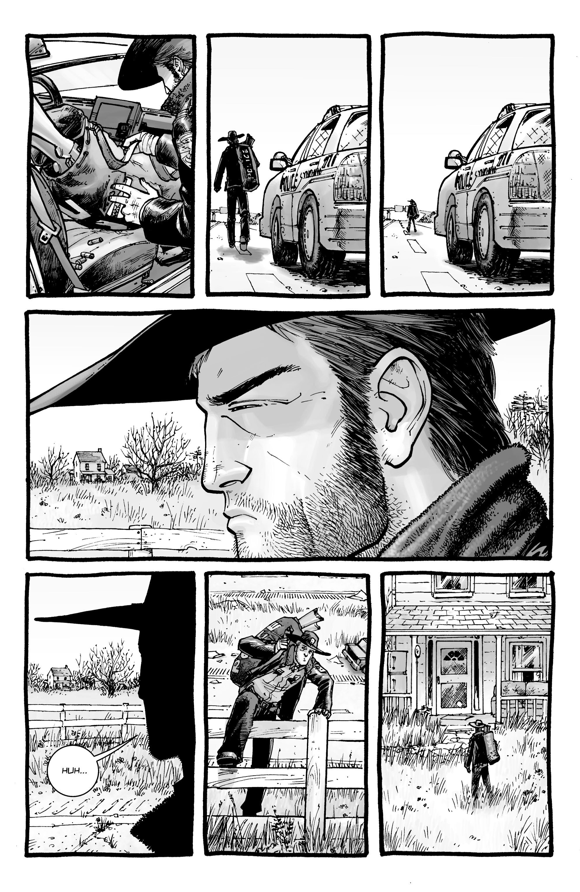 The Walking Dead issue 2 - Page 5