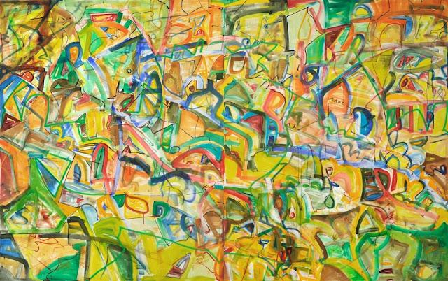 Michael Gross - Israeli Painter, Sculptor and Conceptual Artist