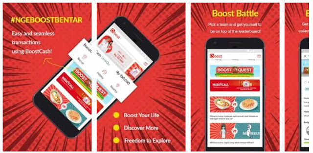 Download & Install BoostPlay Mobile App