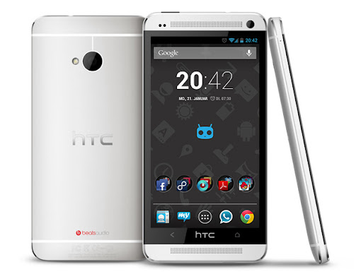 HTC One - Best Smartphones of 2013