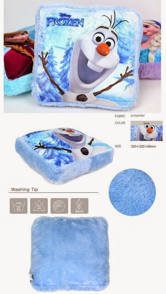 Cassey Boutique: Frozen Pillow