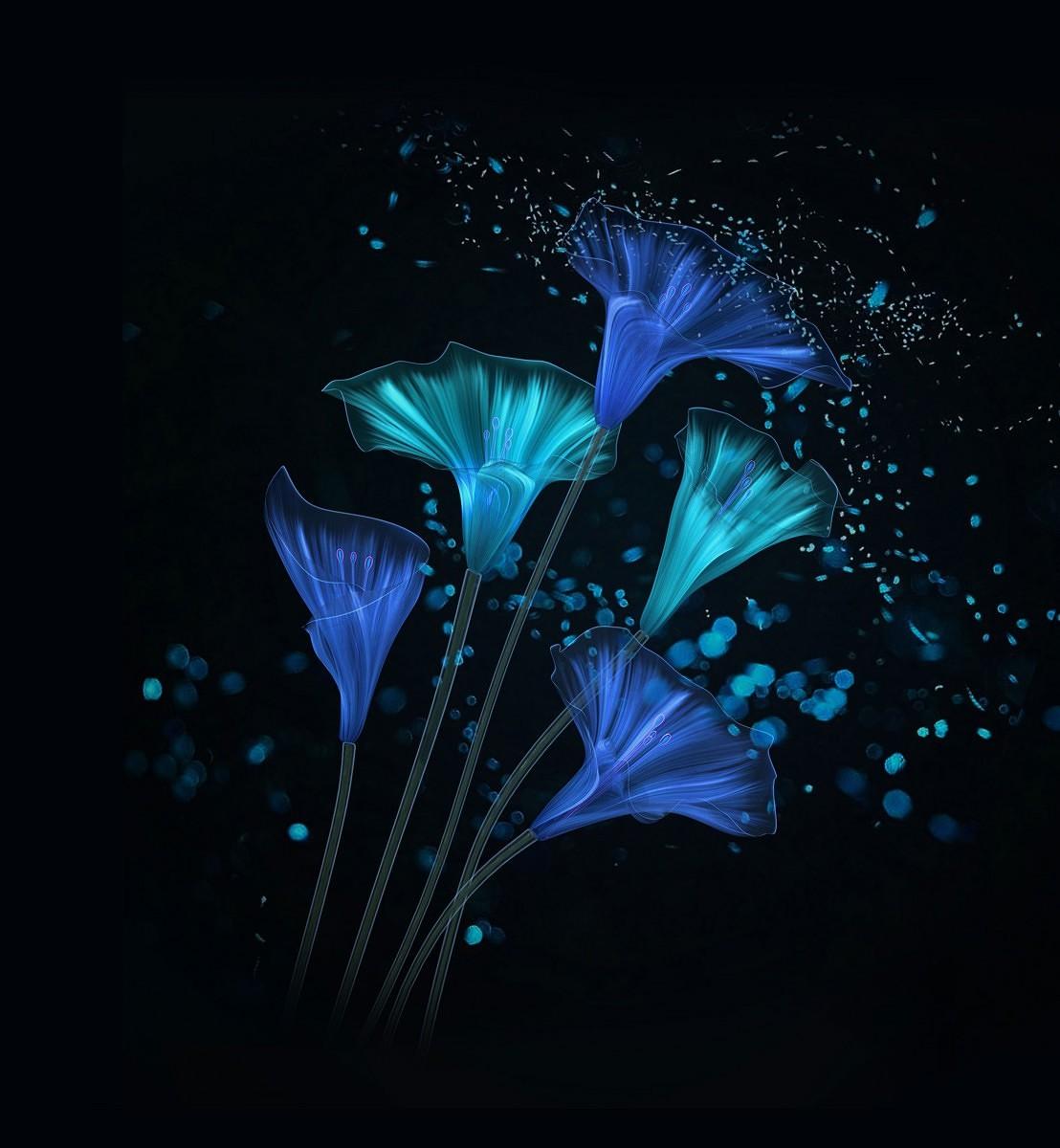 Honor Magic 2 Wallpaper Fairy