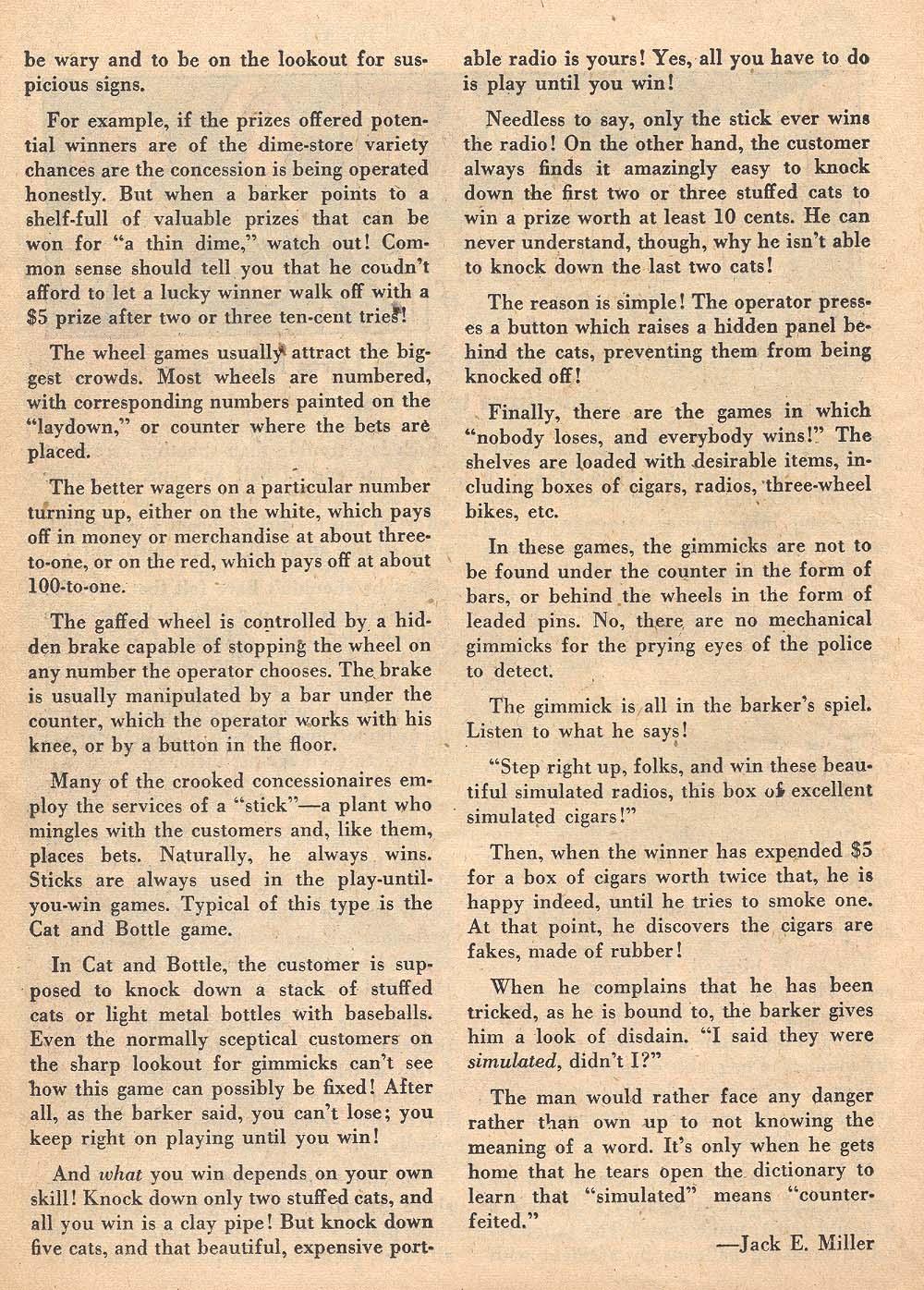 Read online Detective Comics (1937) comic -  Issue #210 - 32