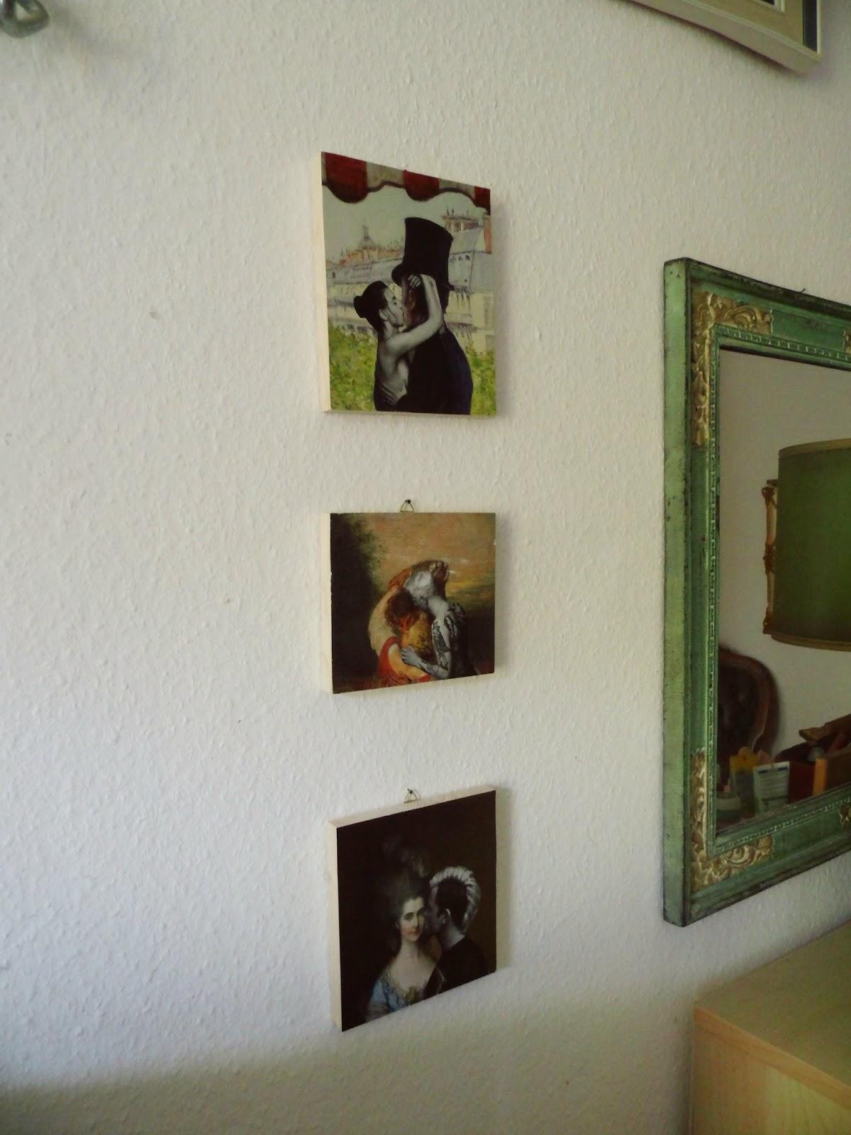 Gesehen und Gesehen werden: Holzbilder Tutorial