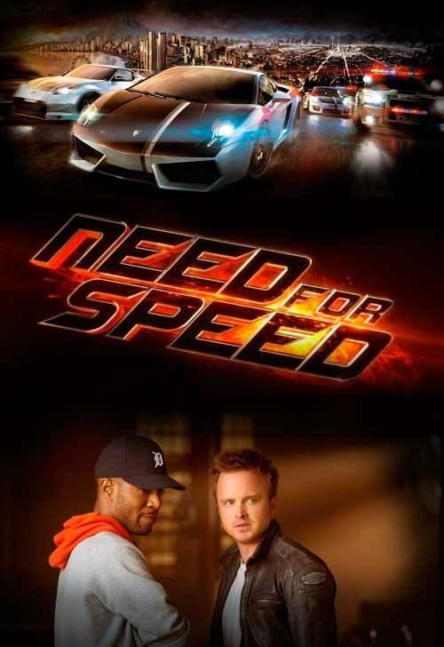 Need for Speed ซิ่งเต็มสปีดแค้น [HD][พากย์ไทย]