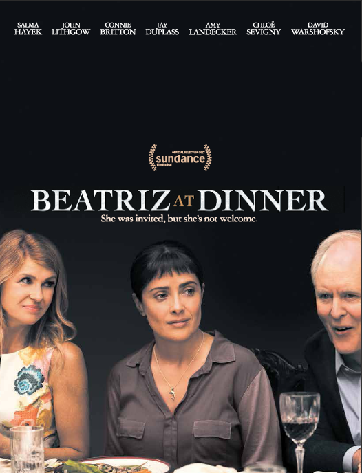 Beatriz at Dinner [2017] [DVDR] [NTSC] [Subtitulado]