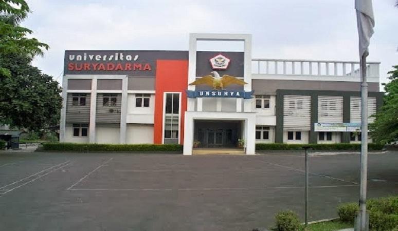 PENERIMAAN MAHASISWA BARU (UNSURYA) UNIVERSITAS SURYADARMA