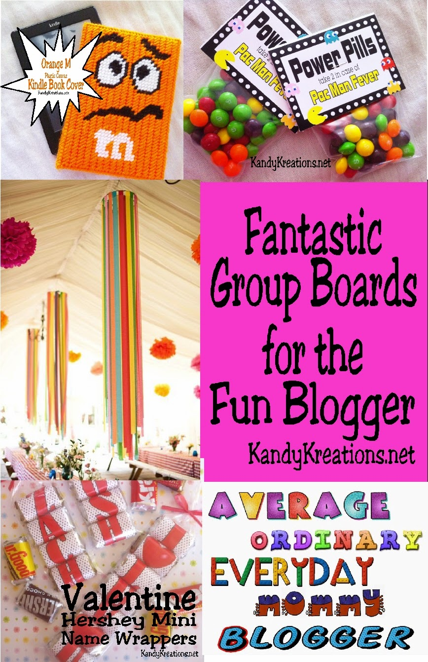 Are you a blogger?  Are you looking for more traffic?  Do you want to network and find new content to share on your blog?  Here are some fantastic group boards for the fun blogger!