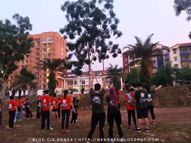 Safari Run 2018 Bukit Gambang Resort City