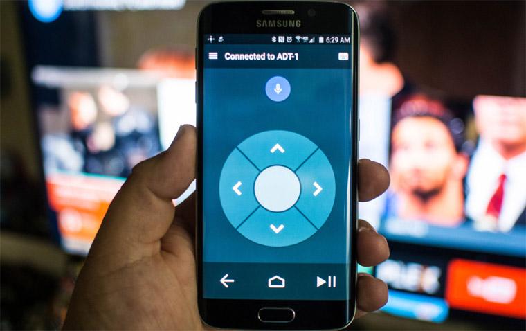Cara Membuat Smartphone Android jadi Remote TV
