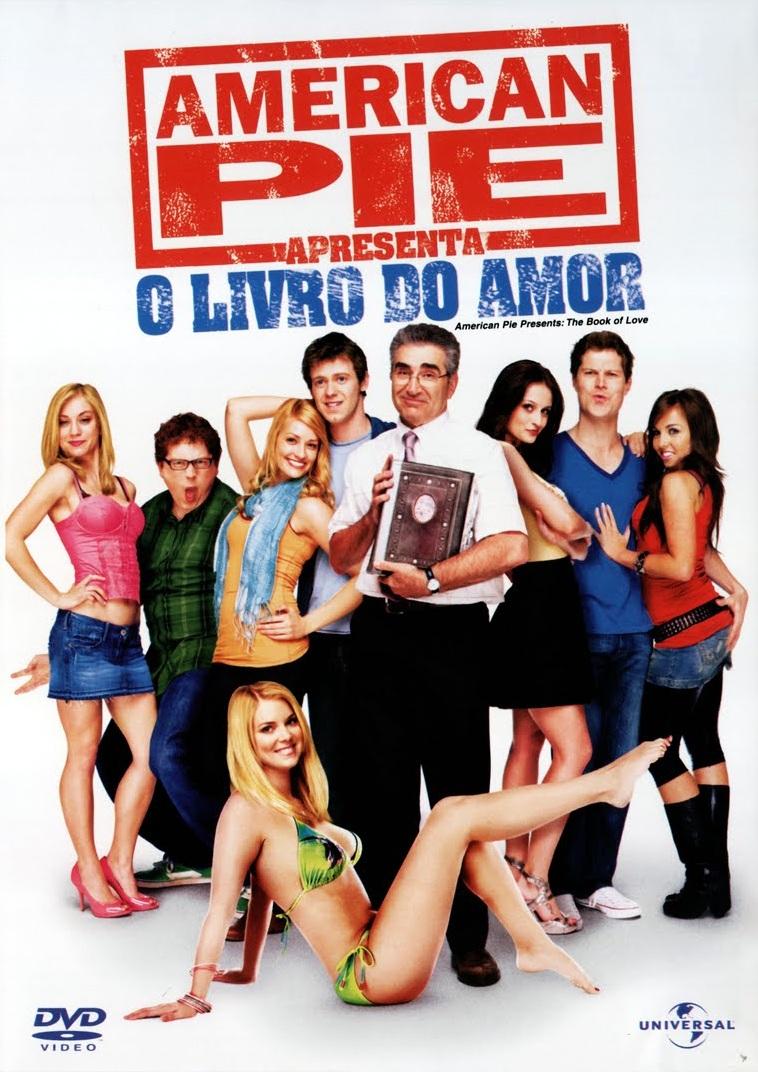 Poster do filme American Pie: O Livro do Amor