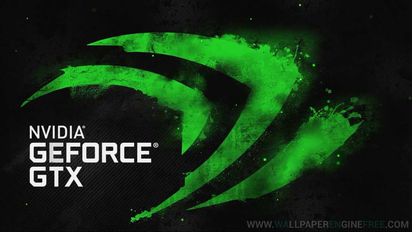 Download NVIDIA 1080P Wallpaper Engine Free