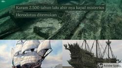 Karam 2.500 Tahun Lalu Ahir nya Kapal Misterius Heredutos Ditemukan