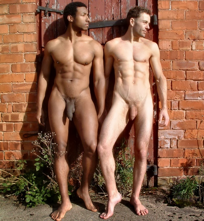 Contestants of naked