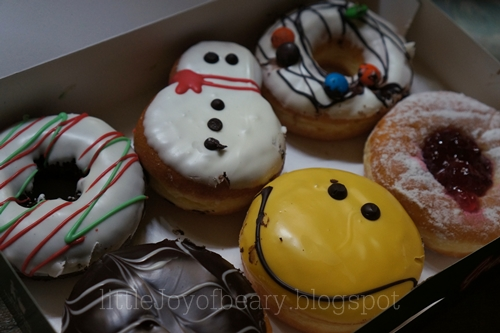 Joy S Donut Recipe Using Applesauce And Cake Mix