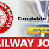RPF Constable Recruitment 2018 – Apply Online for Latest Railway 8619 Constable @ constable.rpfonlinereg.org/